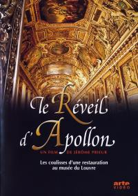 Le reveil d'apollon - dvd- doc restauration louvre
