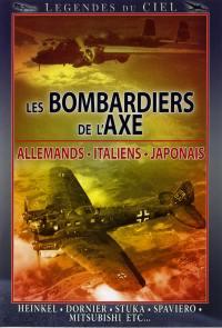 Les bombardiers de l'axe - dvd  allemands, italiens, japonais
