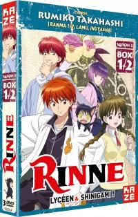 Rinne - saison 3 - partie 1 sur 2 - 3 dvd
