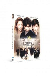 Guichets du louvre (les) - dvd