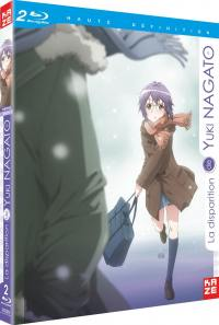 Disparition de yuki nagato (la) - integrale serie - 2 blu-ray
