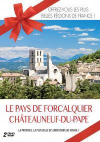 Forcalquier + chateauneuf du pape - plus belles regions - 2 dvd