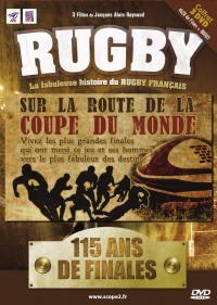 Rugby 115 ans de finales - 3 dvd