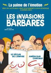 Invasions barbares (les) - dvd