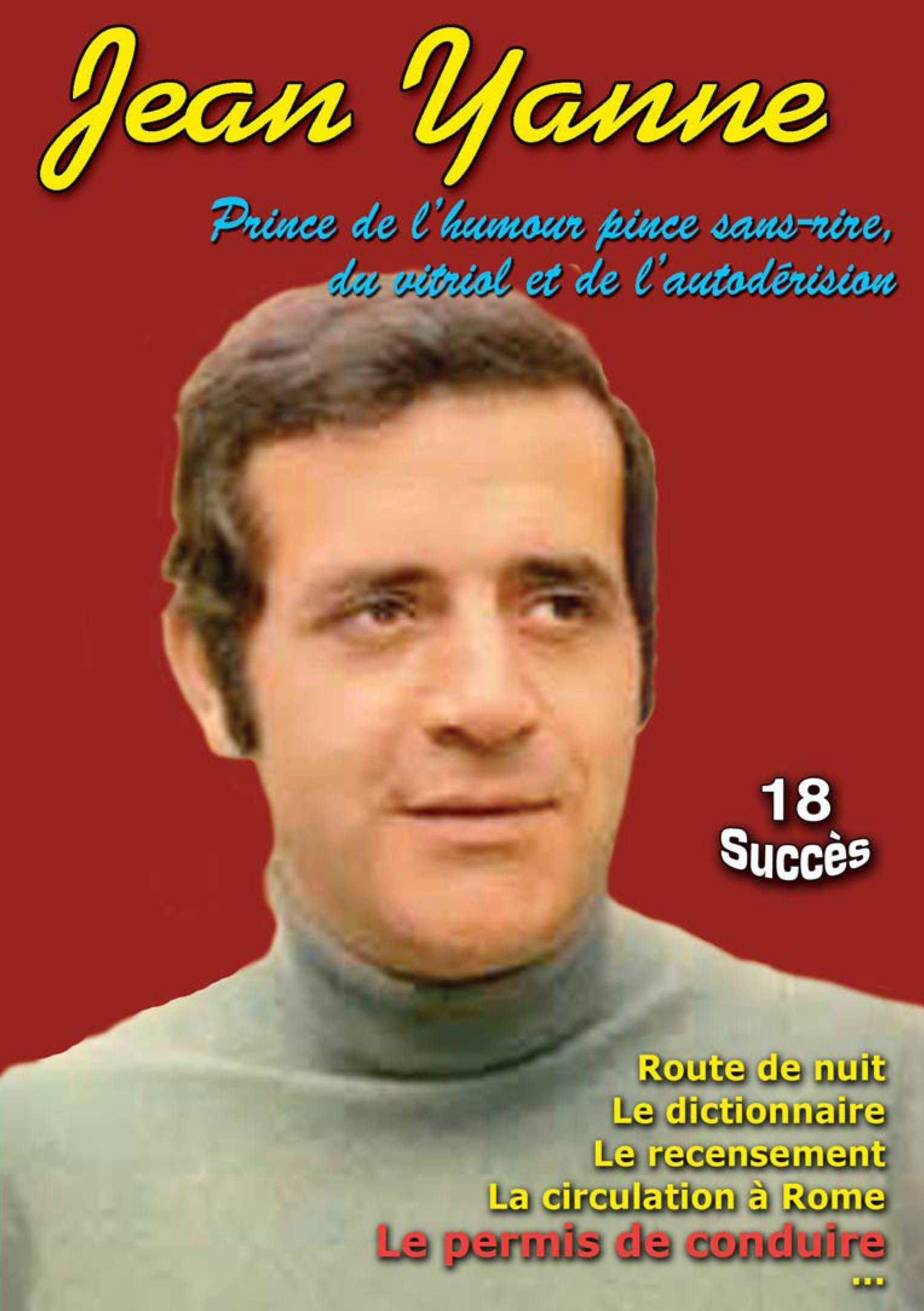 Jean yanne - dvd