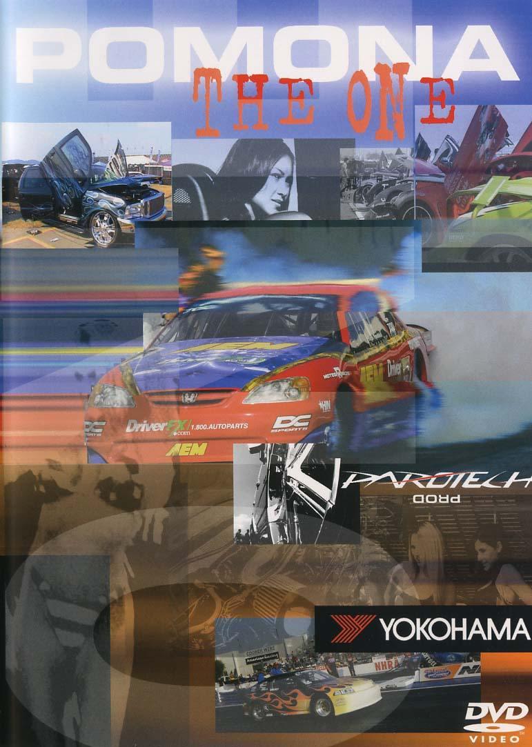 Pomona the one - dvd