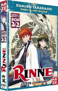 Rinne - saison 3 - partie 2 sur 2 - 3 dvd