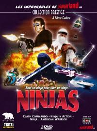 Ninjas - 2 dvd