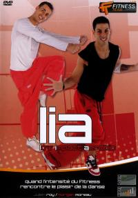Low impact aerobic lia - dvd  fitness team