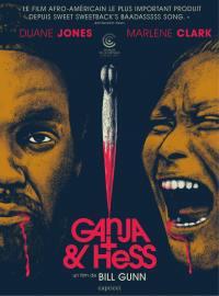 Ganja and hess - combo dvd + blu-ray