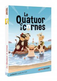 Quatuor a cornes (le) - dvd