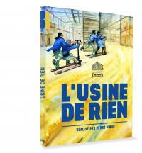 Usine de rien (l') - dvd