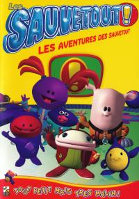 Sauvetout - les aventures des sauvetout - dvd