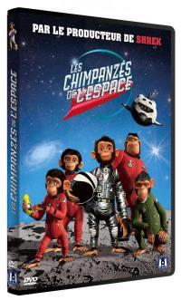 Chimpanzes de l'espace (les) - dvd