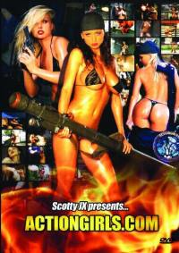Actiongirls vol 1 - dvd