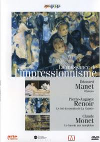 Les impressionnistes - dvd
