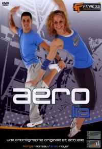 Aero lia - dvd  fitness team