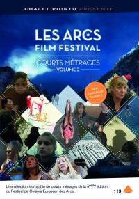 Festival de cinema europeen des arcs - courts metrages v2 - dvd