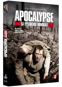 Apocalypse 1ere guerre mondiale - 3 dvd
