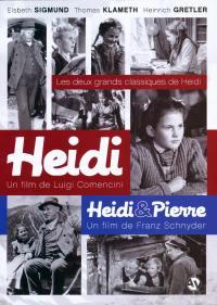 Coffret heidi 2 dvd