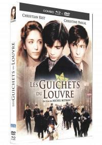 Guichets du louvre (les) - combo dvd + blu-ray