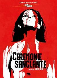 Ceremonie sanglante - combo dvd + blu-ray + livre - mediabook