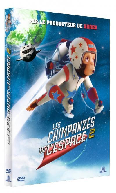Chimpanzes de l'espace 2 (les) - dvd
