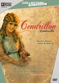 Cendrillon - dvd  collection mary pickford