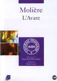 L'avare de moliere - dvd  comedie francaise