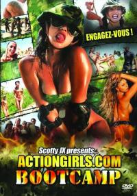 Actiongirls - bootcamp - dvd