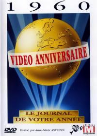 Video anniversaire 1960 - dvd