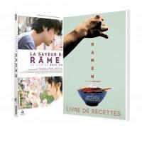 Saveur des ramen (la) - edition collector dvd + livre