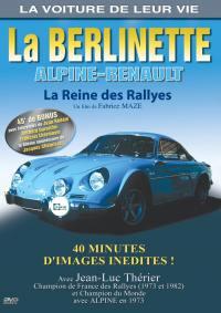 La berlinette alpine-renault - dvd