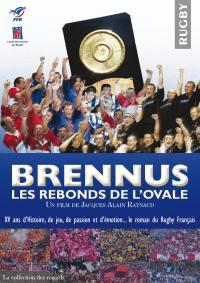 Brennus, les rebonds de l'ovale - 2 dvd
