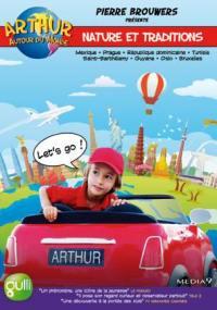 Arthur autour du monde 2 - nature et activites - dvd