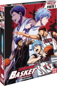 Kuroko's basket - winter cup film 1 - l'ombre et la lumiere - dvd