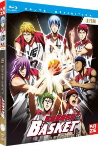 Kuroko's basket - last game - le film - blu-ray