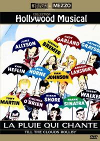 La pluie qui chante - dvd  collection hollywood musical