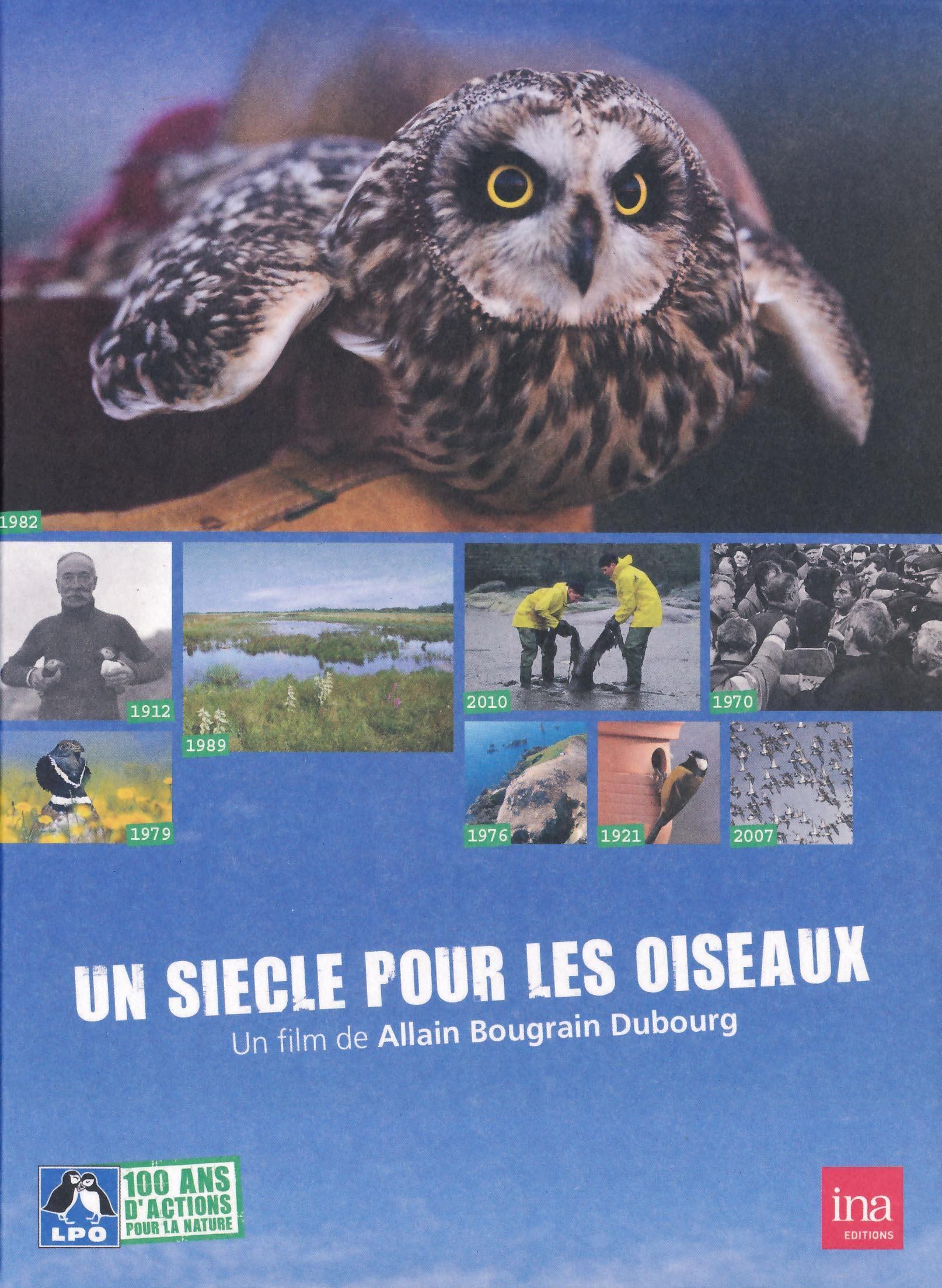 Un siecle pour les oiseaux-dvd