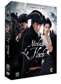 Coffret nicolas le floch s1 à s6 - 12 dvd