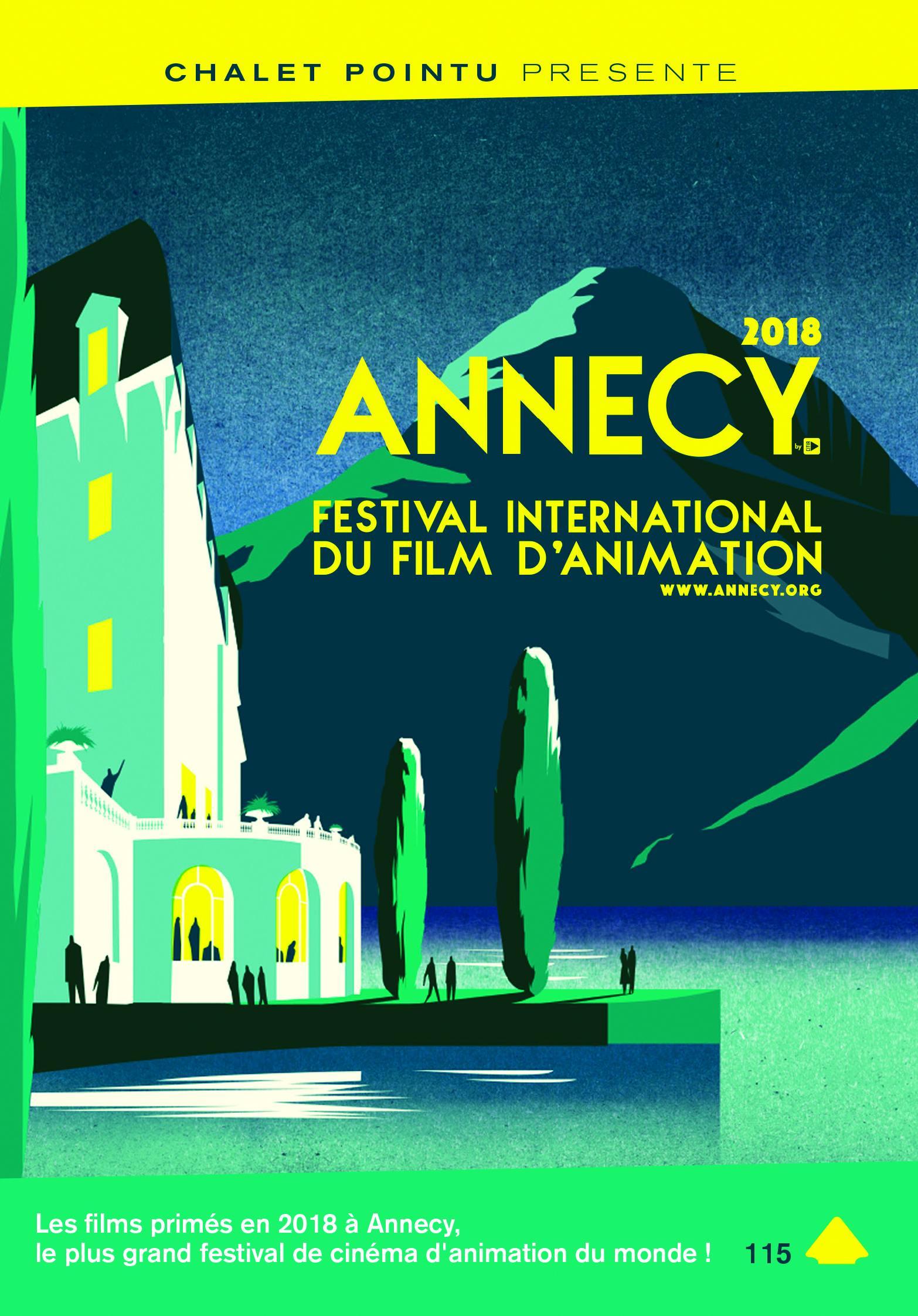 Annecy awards 2018 - dvd
