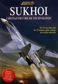 Sukhoi - dvd  chefs d'oeuvres de technologie