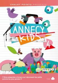 Annecy kids 4 - dvd