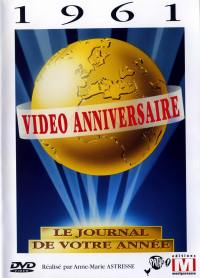 Video anniversaire 1961 - dvd