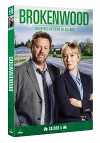Brokenwood s5 - 2 dvd