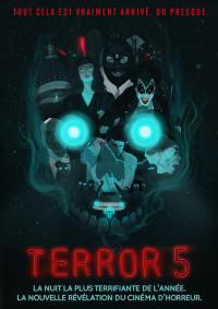 Terror 5 - dvd
