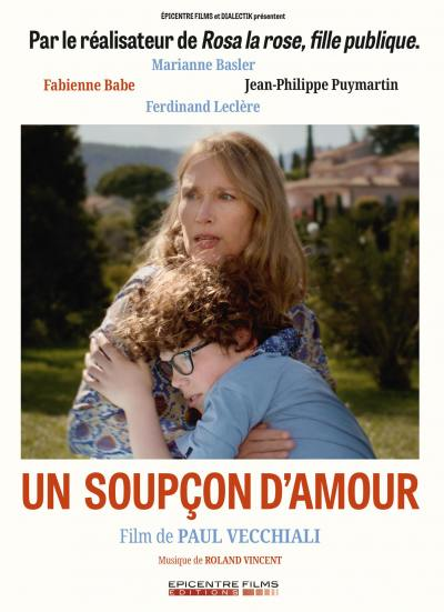 Un soupcon d'amour - dvd