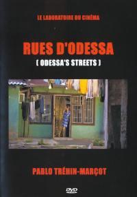 Rues d'odessa - dvd