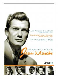 Coffret inoubliable jean marais - 3 dvd