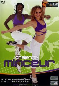 Challenge minceur - dvd  fitness team